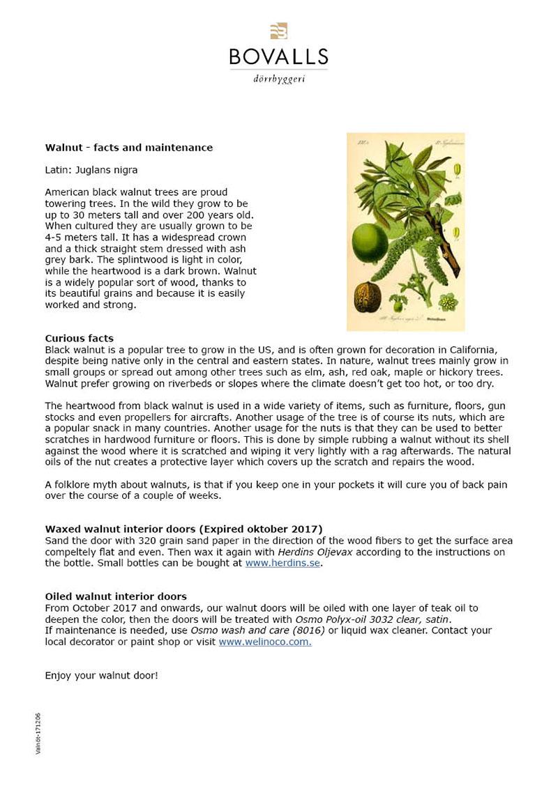 bovalls_maintenance-installation_fact-sheet-walnut