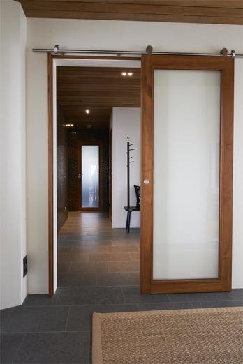 Hardware surface mounted sliding door bovalls dörrbyggeri