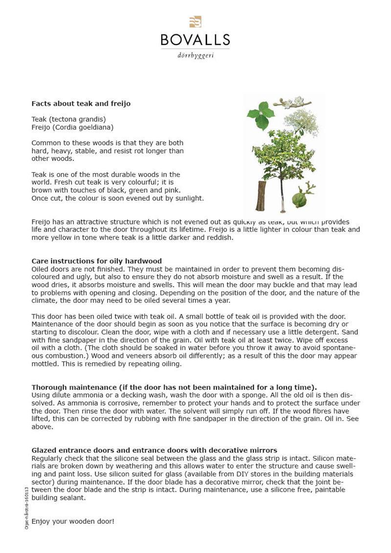 bovalls_maintenance-installation_fact-sheet-teak-freijo
